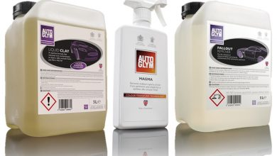 What is the difference between Liquid Clay, Magma and Fallout Remover?