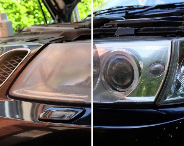 Pro Headlight Restoration Guide