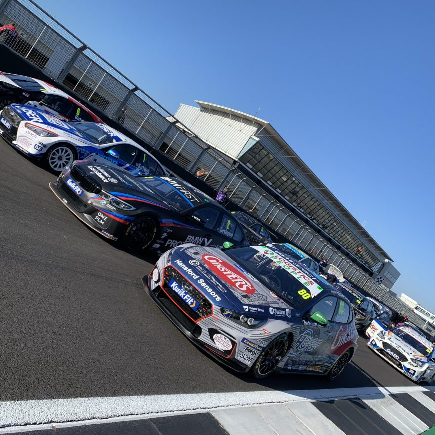 Lights Out! Autoglym Teams in the 2021 BTCC