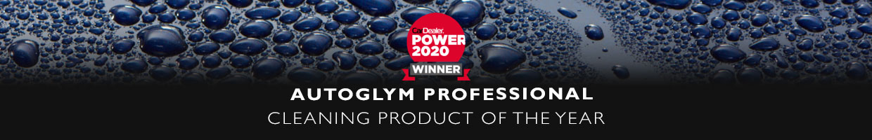 Autoglym Professional Car Dealer Power Cleaning Products of the Year 2020